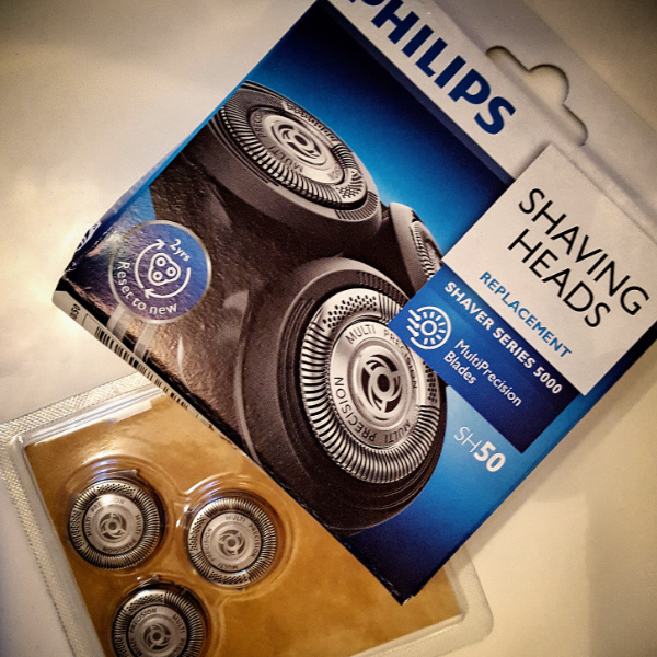Philips blades